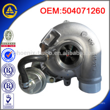 K03 504071260 turbo charger for Fiat Ducato